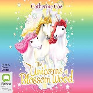 The Unicorns of Blossom Wood cover art