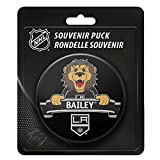 Los Angeles Kings Team Mascot NHL Souvenir Puck -
