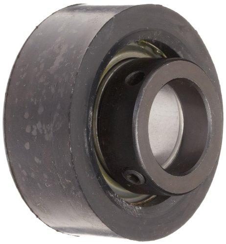 Browning RUBRS-112 Cartridge Bearing, Setscrew Lock, Fixed Type, Contact Seal, Rubber Grommet Housing, Inch, 3/4