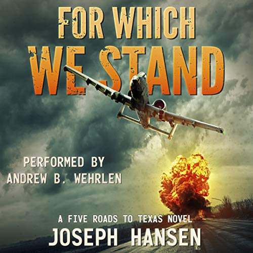For Which We Stand: Ian's Road (A Five Roads to Texas Novel) cover art