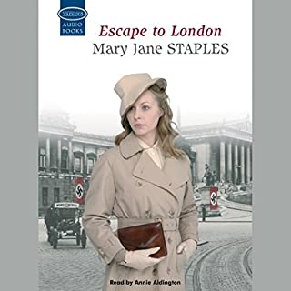 Escape to London cover art