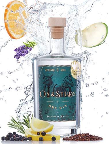 Ox & Studs Dry Gin