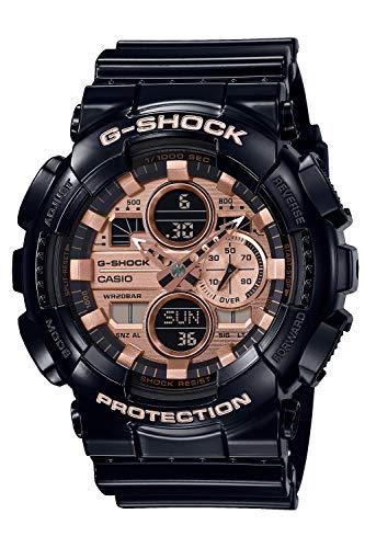 [カシオ] 腕時計 ジーショック ガリッシュ カラー シリーズ GA-140GB-1A2JF メンズ ブラック