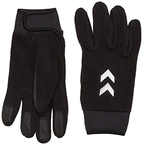 hummel Unisex Cold Winter Player Gloves Handschuhe, Schwarz (Black), L