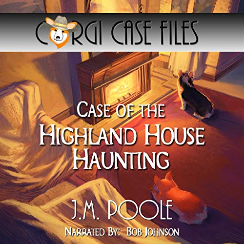 Case of the Highland House Haunting cover art