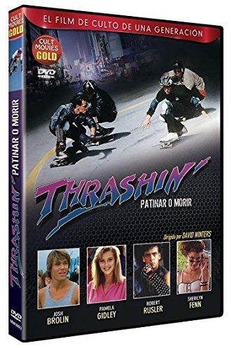 Thrashin. Patinar o Morir [DVD]