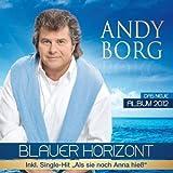 Songtexte von Andy Borg - Blauer Horizont