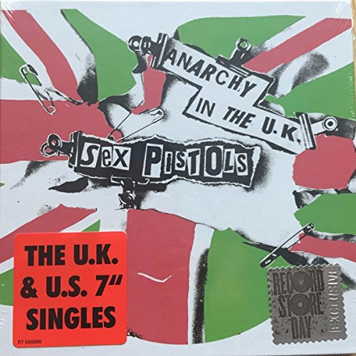 Anarchy in the U.K. [Vinyl Single]