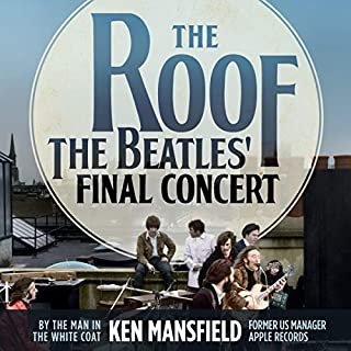 『The Roof: The Beatles' Final Concert』のカバーアート