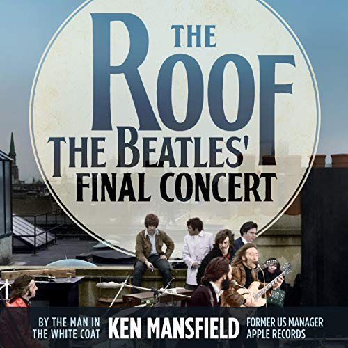 The Roof: The Beatles' Final Concert cover art
