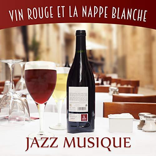 Vin rouge et la nappe blanche