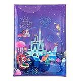 夜空ファンタジー風 スタンド 式 ミラー ディズニー 鏡 ミッキー アリエル 他 セレブレーションホテル デザイン リゾート 限定