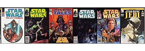 Graham & Brown 90-064 PropylenBordüre Star Wars Film Kollektion Kids @ Home
