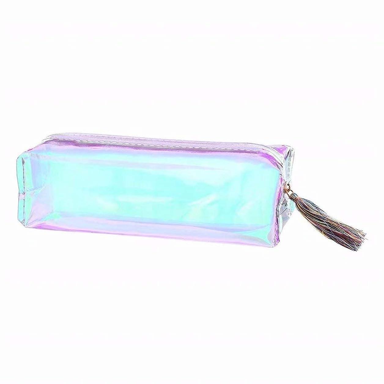 捕虜教えて病的七里の香 大容量の文房具の鉛筆のペンケースの化粧品袋のジッパーの袋の財布