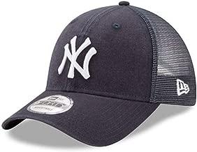 New Era New York Yankees 9Forty Adjustable Cap Hat Black 11591198