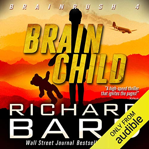 Brainchild (Brainrush Series Book 4) audiobook cover art