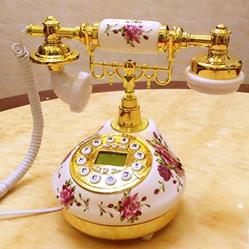 MEVIDA mode antieke telefoon retro Europese stijl oud modieus tuin huis vliegtuig Amerikaans eenvoudig
