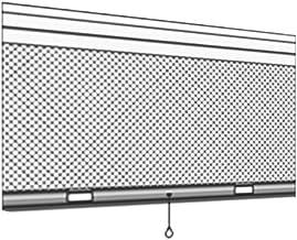 Maurer Vliegengaas set voor ramen, 160 x 100 cm, wit