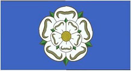 Flag Banner 150cm x 90cm Yorkshire New Flag 5ft x 3ft