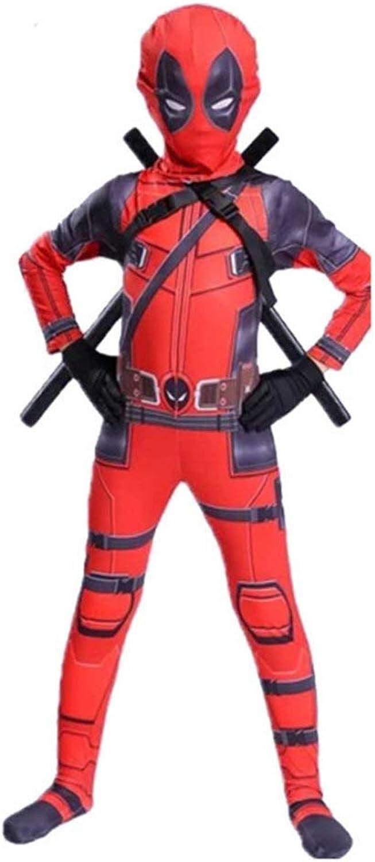 CSCLO Cosplay Kostüm Erwachsene Kinder Halloween Kostüm Bodysuit Jumpsuits Film Party Requisiten Cosplay Kostüme