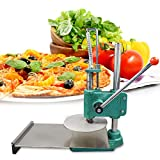 9.5' Pizza Pastry Press Machine 24CM Household Manual Pastry Press Machine Pasta Maker Household Pizza Dough Pastry Press Machine for Home, Kitchen & Commercial Use