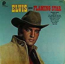 Elvis Presley: Sings Flaming Star - LP Vinyl Record Album
