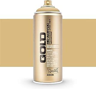 Montana Cans MXG-G8020 Montana Gold 400 ml Color, Sahara Beige Spray Paint,