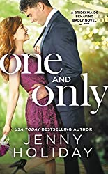 Book review One & Only Jenny Holiday