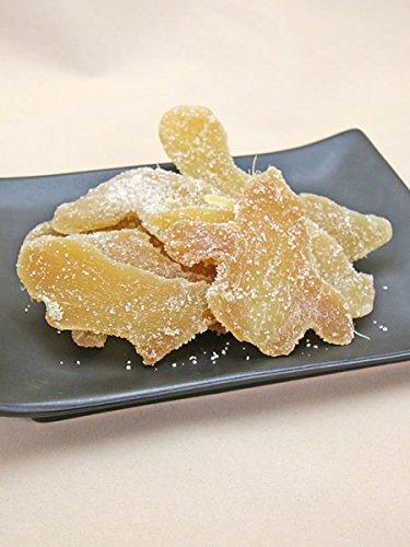 生姜糖 生姜砂糖漬け 500g 【保存に便利なジッパー付き】 体が温まる生姜湯 素朴な甘さと生姜の風味