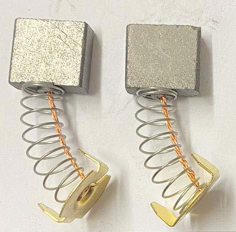 Escobillas de carbón para Hitachi Martillo dh45sa dh1500H90h60m Recortadora F10F1000E12