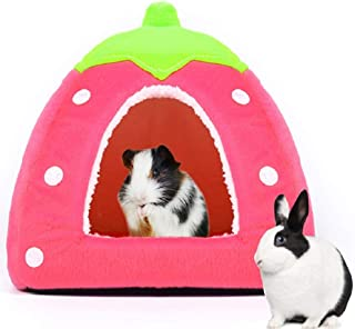 Spring Fever Hamster Guinea Pig Rabbit Dog Cat hilla Hedgehog Bird Small Animal Pet Bed House Hideout Cage Accessorie C Pi...