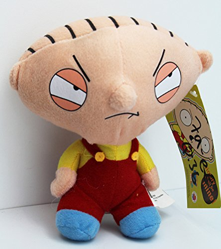 Family Guy Stewie Griffin Small Plush Toy (6in)