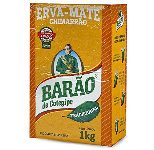 Erva Mate p. chimarrão 1kg embalagem a vácuo Tradicional