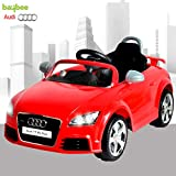 Audi Ride On Toys Review and Comparison