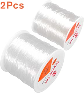 Best jewelry making elastic cord Reviews
