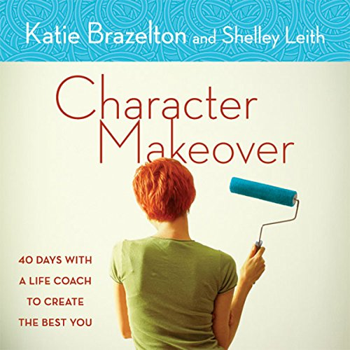 Character Makeover audiobook cover art