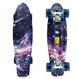 Zoom IMG-1 meketec skateboard per bambini da