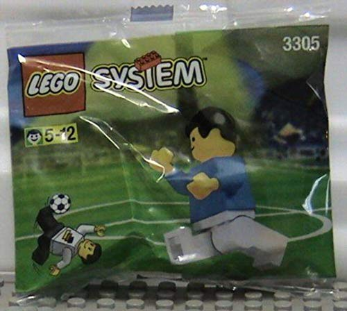 LEGO Shell 1998World Cup World Team Soccer Player 3305by