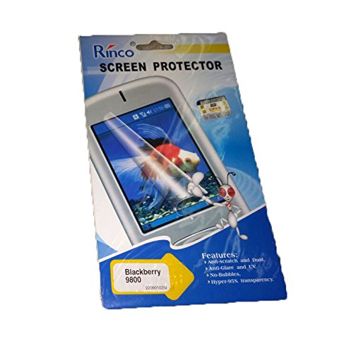 SahiBUY Professional Anti Glare Screen Guard Scratch Guard for BlackBerry 9800