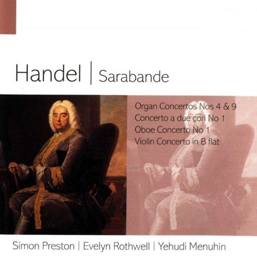 Keyboard Suite in D Minor, HWV 437: III. Sarabande (Orch. Hale)