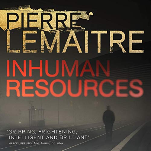 Inhuman Resources audiobook cover art