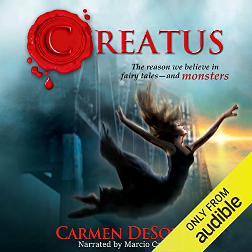 Creatus Audiobook By Carmen DeSousa cover art