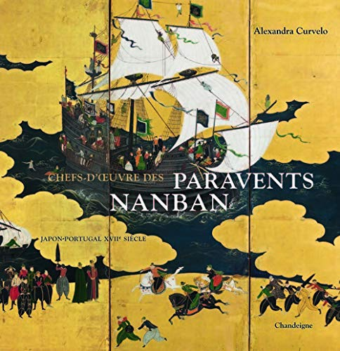 Chefs-d'oeuvre des paravents Nanban , Japon Portugal XVIIe siècle