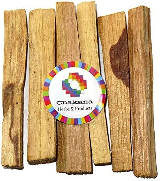 Chakana 秘鲁高级帕洛圣棒 6 去除负能量 100 天然用于放松身心