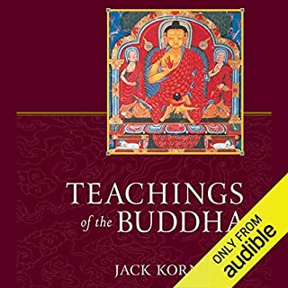 Teachings of the Buddha audiobook cover art