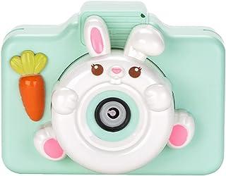 TOYANDONA 1 Set Bubble Machine Blower for Toddlers Auto Bubble Maker Camera Bubble Toys Portable Bubble Toys for Wedding I...