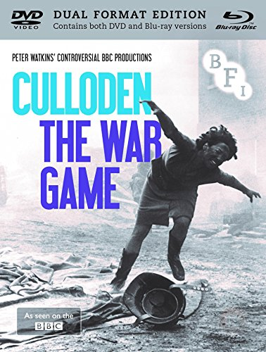 Culloden + The War Game (Dual Format Edition) [DVD] [UK Import]