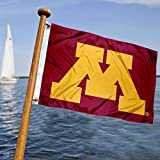 College Flags & Banners Co. Minnesota Gophers Boat and Nautical Flag