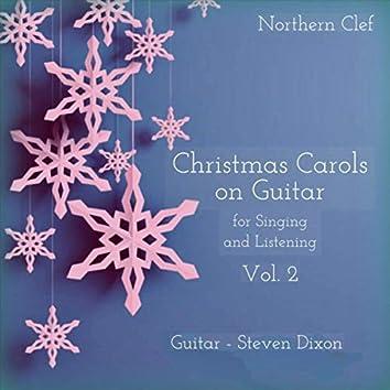 Christmas Carols on Guitar, Vol. 2