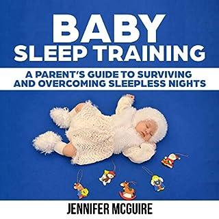 Baby Sleep Training audiobook cover art